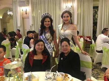 Hoa hậu, diễn viên Hồng Thy: Đời sang trang khi dung nhan thay đổi